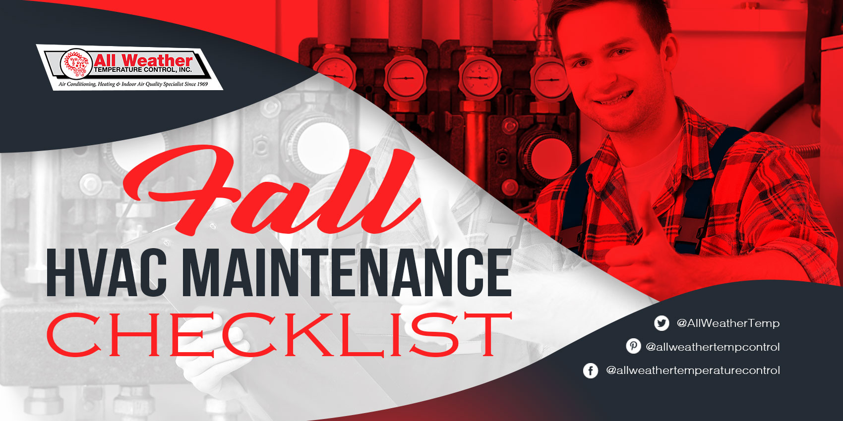 Fall HVAC Maintenance Checklist