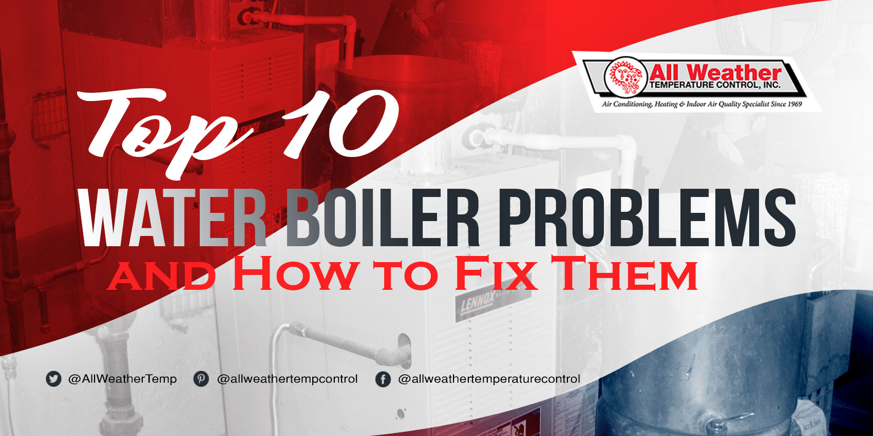 Top 10 Water Boiler Problems and How to Fix Them