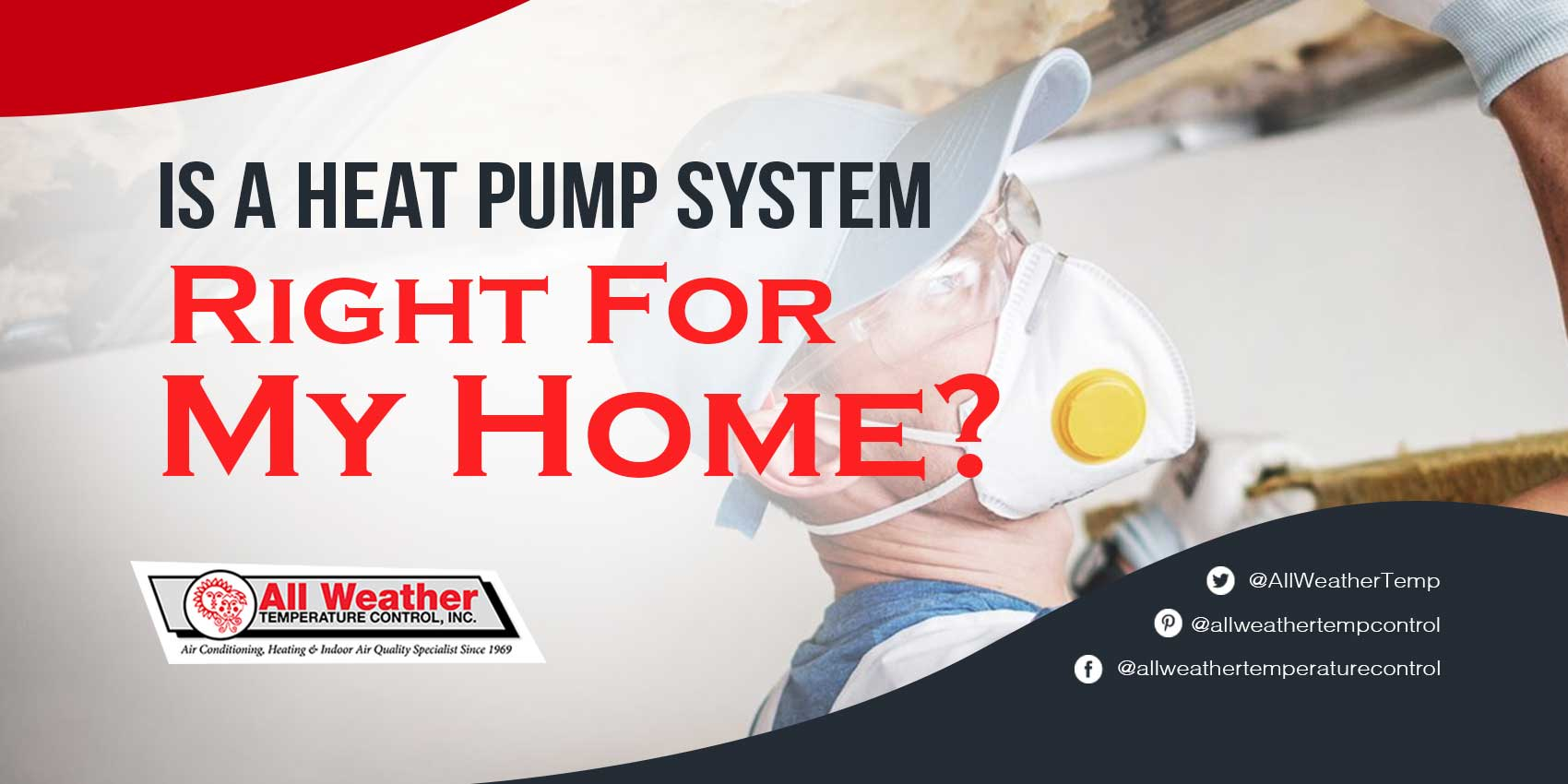 Is A Heat Pump System Right For My Home?