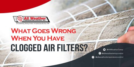 What Goes Wrong When You Have Clogged Air Filters?