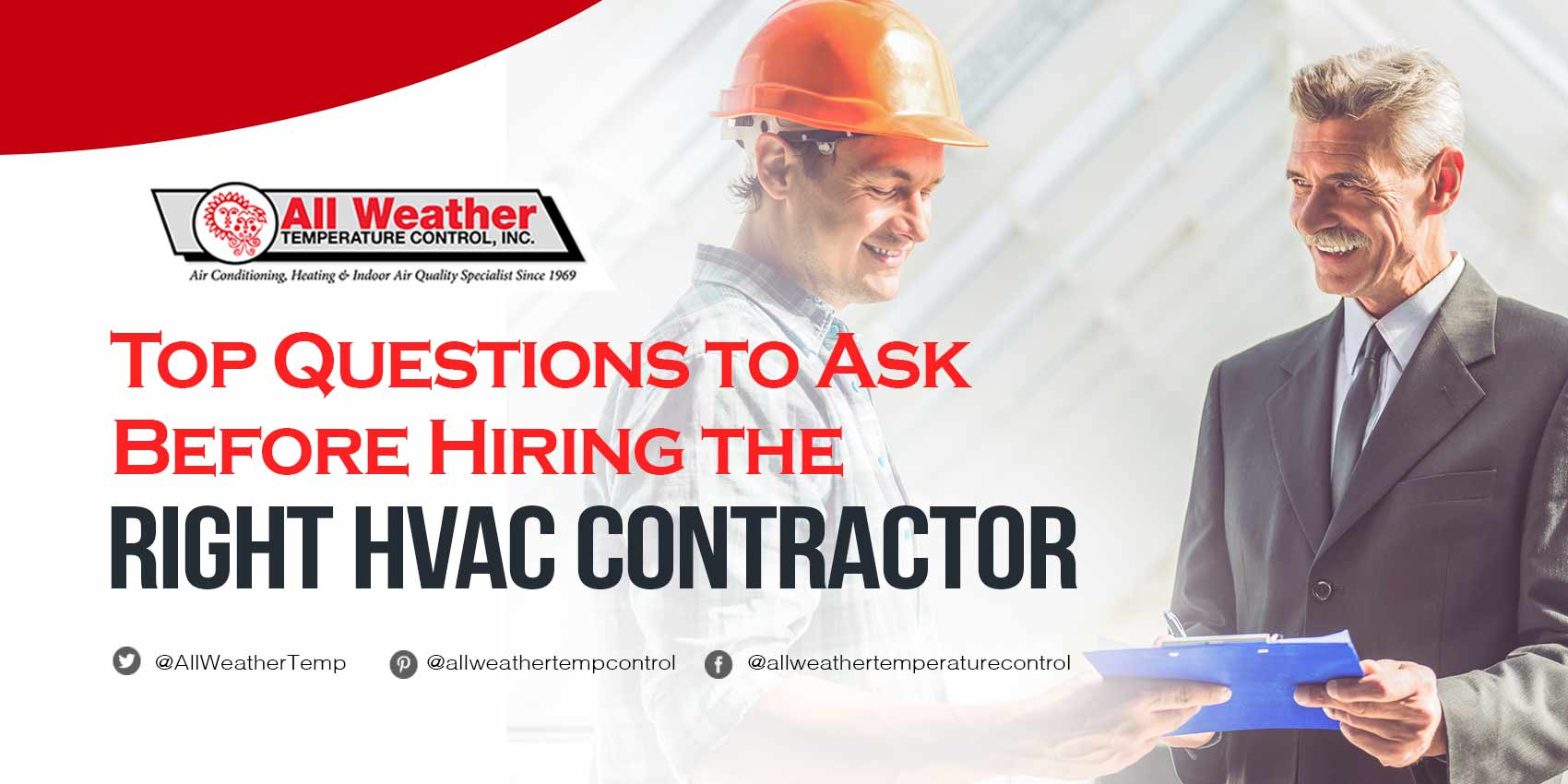 Top Questions to Ask Before Hiring the Right HVAC Contractor