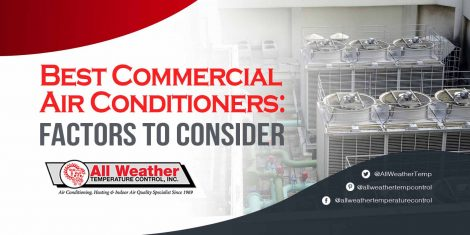 Best Commercial Air Conditioners: Factors to Consider