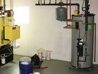 Hot water and Boilers