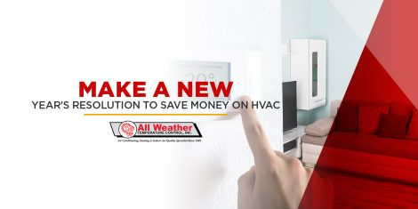 Make A New Year's Resolution To Save Money On HVAC