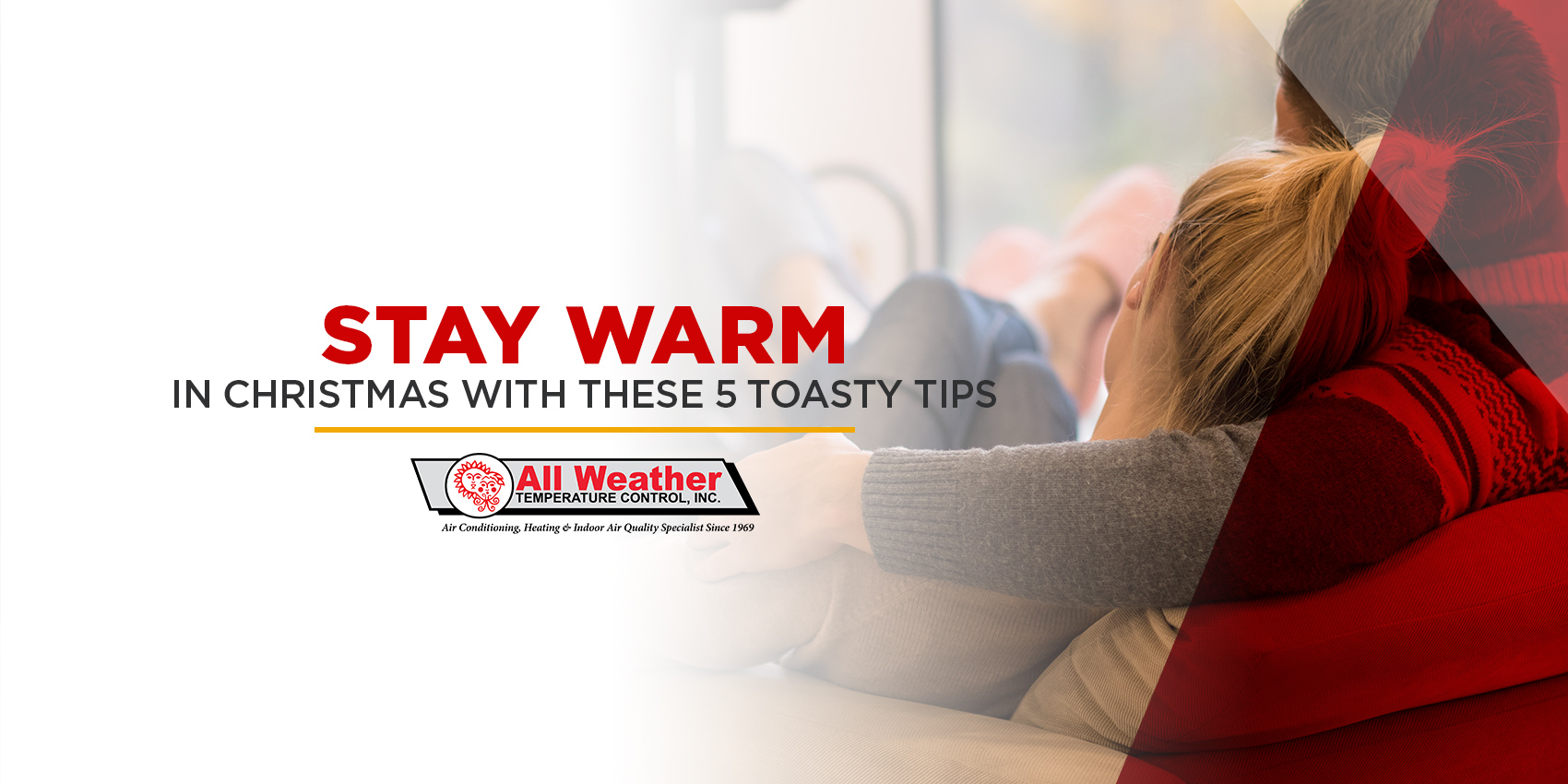Stay Warm During Christmas with These 5 Toasty Tips